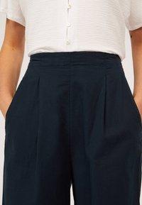 OYSHO - Pantalon classique - dark blue - 4