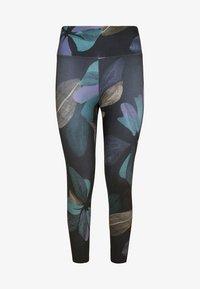 OYSHO_SPORT - Leggings - dark blue - 6