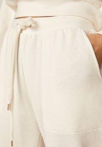 OYSHO - Trousers - white - 4