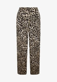 OYSHO - Trousers - brown - 6