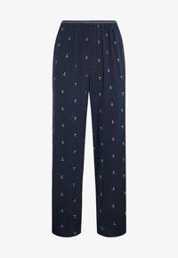 OYSHO - LANGE HOSE MIT ANKERN 30316169 - Pyjamabroek - dark blue - 5