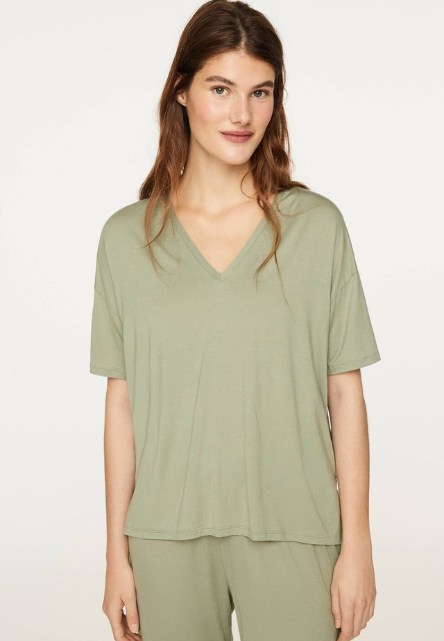 T-shirt basique - green