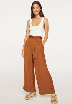 Pantaloni - brown