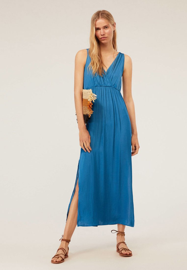 OYSHO - Maxi dress - blue