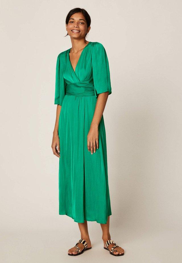 Robe d'été - green