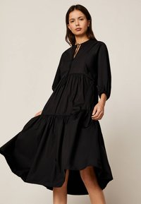 OYSHO - Denní šaty - black - 3