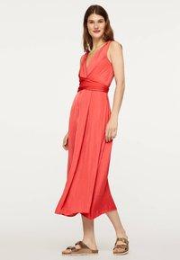 OYSHO - Denní šaty - red - 1