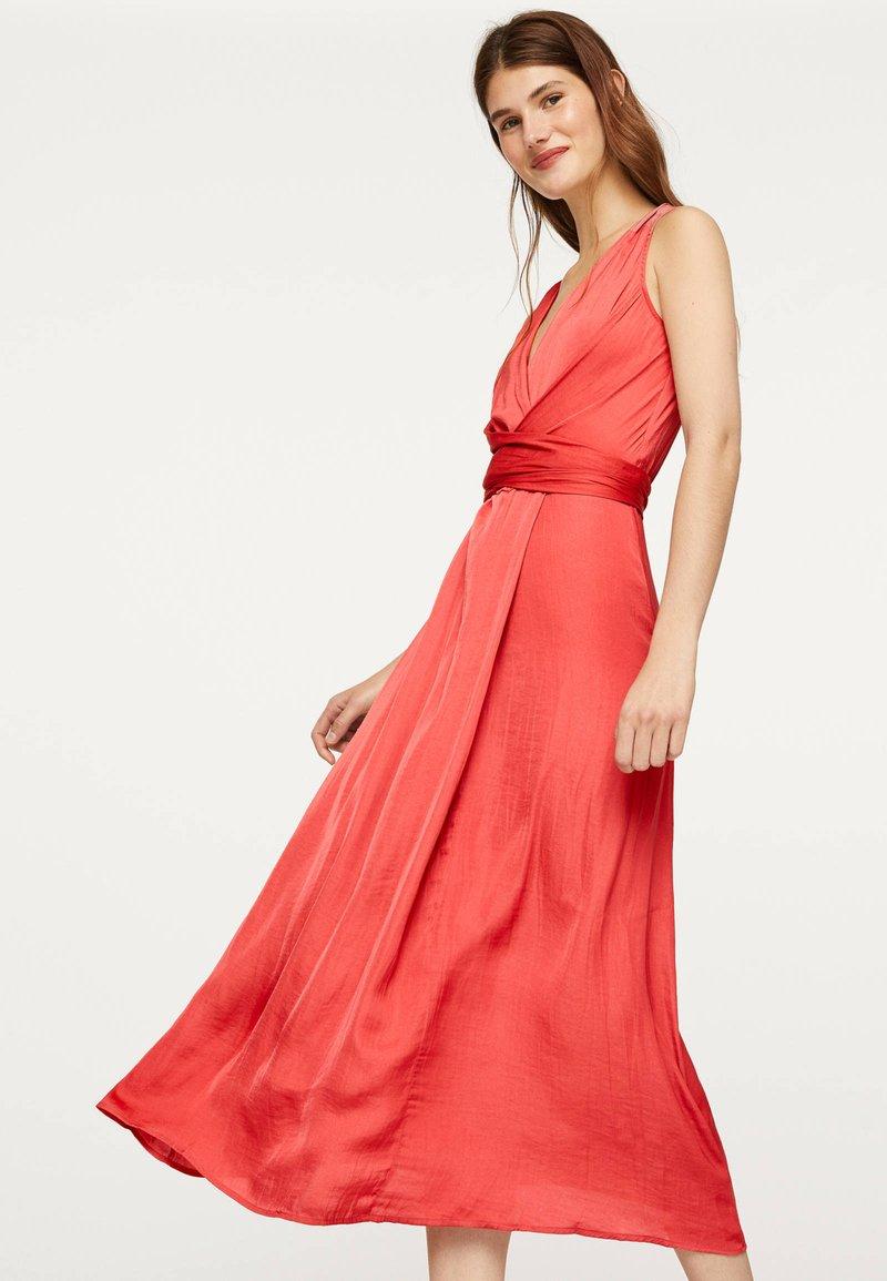 OYSHO - Denní šaty - red