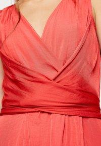 OYSHO - Denní šaty - red - 4