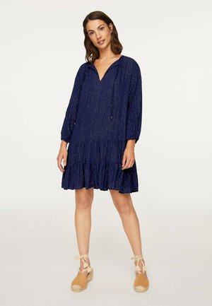 Day dress - dark blue