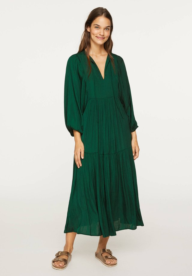 OVERSIZE - Robe d'été - evergreen