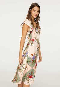 OYSHO - Maxi-jurk - multi-coloured - 2