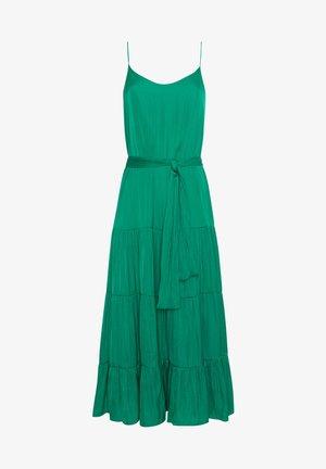 Koktejlové šaty/ šaty na párty - green