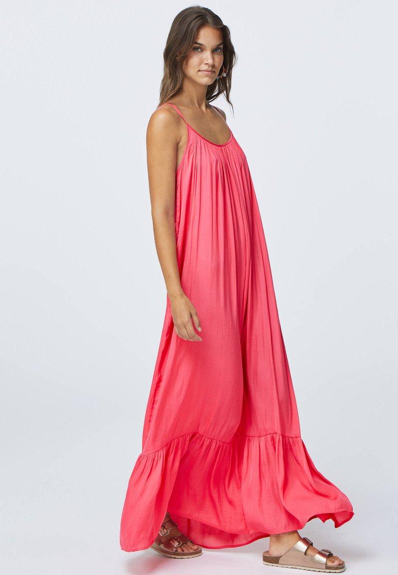 OYSHO - Długa sukienka - rose