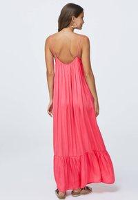 OYSHO - Długa sukienka - rose - 2
