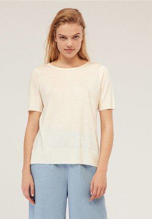 JOIN LIFE - T-shirt basic - white