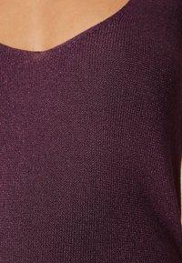OYSHO - Top - dark purple - 5