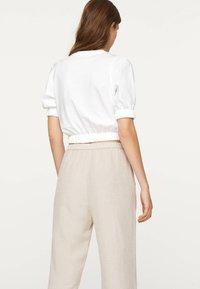 OYSHO - T-shirt basic - white - 2