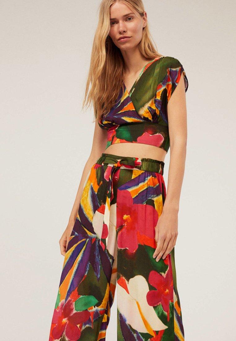 OYSHO - Blouse - multi-coloured