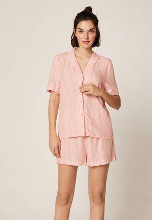 ROSA GESTREIFTES HEMD 31088168 - Maglia del pigiama - rose