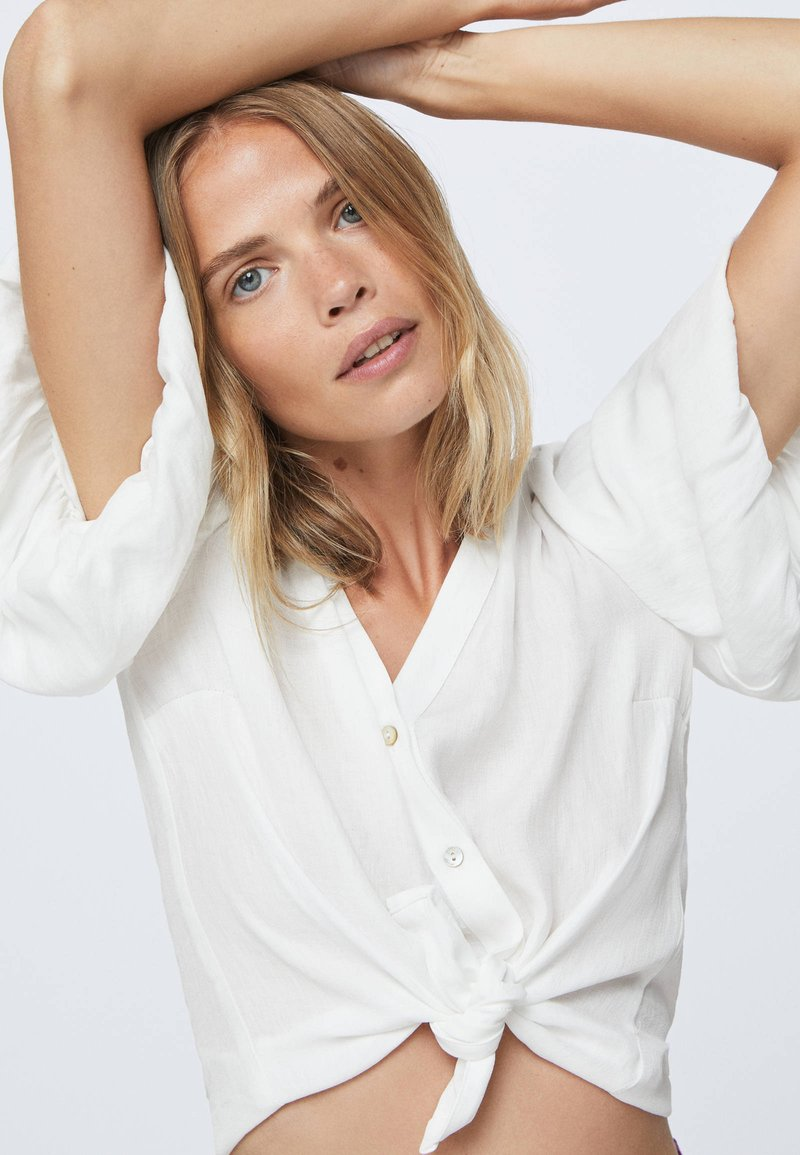 OYSHO - Blouse - white