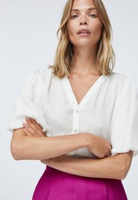 OYSHO - Blouse - white - 3