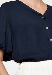 OYSHO - Blouse - dark blue