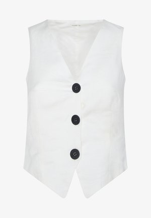 Waistcoat - white