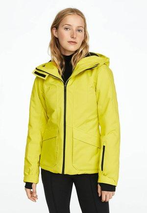 MIT RECCO®-REFLEKTOR - Blouson - yellow