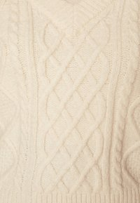 OYSHO - Jumper - white - 4
