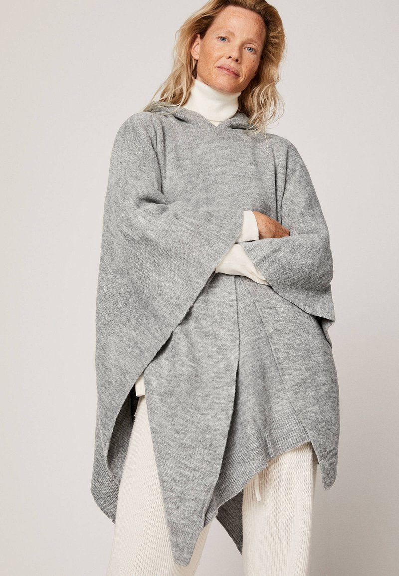 OYSHO - Cape - grey