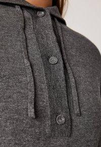 OYSHO - MIT KAPUZE  - Hoodie - dark grey - 5