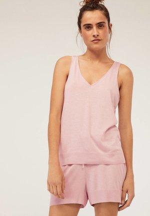 Spodnie od piżamy - rose