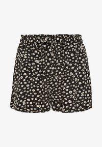 OYSHO - MIT MARGERITEN - Shorts - black - 7