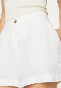 OYSHO - Shorts - white - 4
