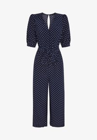 OYSHO - Tuta jumpsuit - dark blue - 5