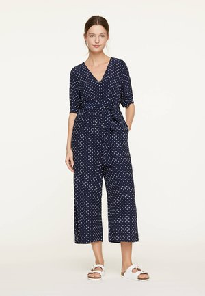 Jumpsuit - dark blue