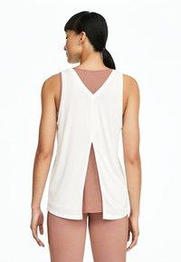 OYSHO_SPORT - Sports shirt - white - 2