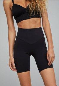 OYSHO_SPORT - FORMENDE RADLERSHORTS 31244206 - Sports shorts - black - 2