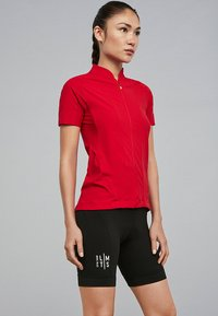 OYSHO_SPORT - SPIN YOUR LIMITS - Sports shorts - black - 0