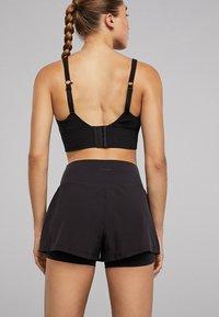 OYSHO_SPORT - Sports shorts - black - 2