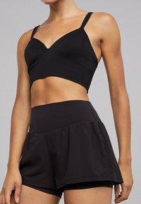 OYSHO_SPORT - Sports shorts - black - 0