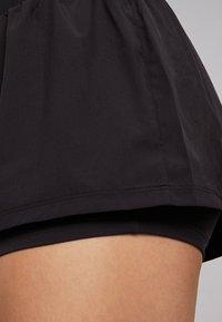 OYSHO_SPORT - Sports shorts - black - 5