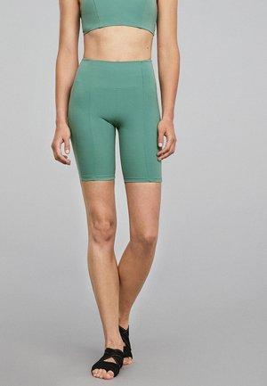 SCULPT - Leggings - green
