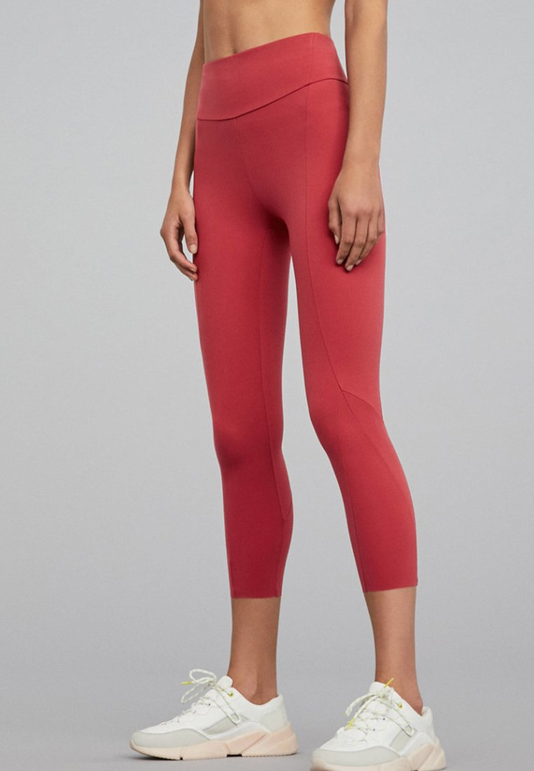 OYSHO_SPORT - SCULPT - Tights - rose