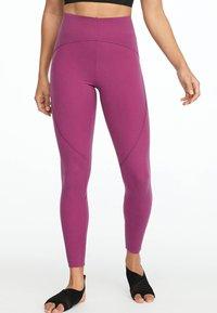 OYSHO_SPORT - Leggings - pink - 0