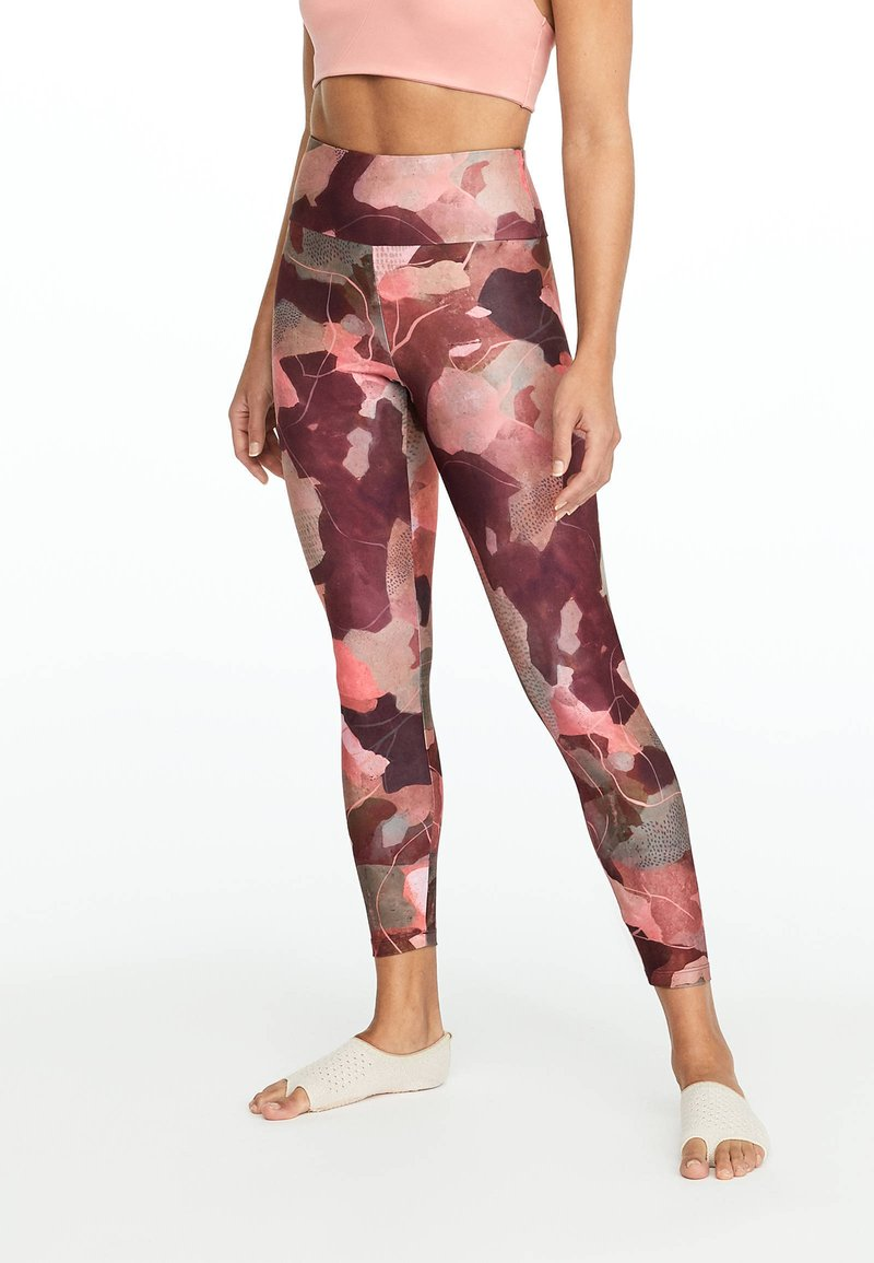 OYSHO_SPORT - Leggings - multi-coloured