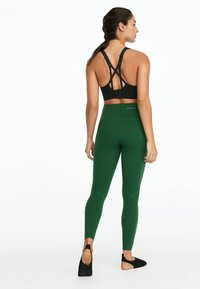 OYSHO_SPORT - Collants - green - 2