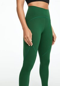 OYSHO_SPORT - Collants - green - 4