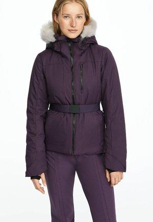 Ski jas - dark purple